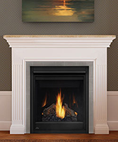 Okanagan Heating and Air Conditioning Ltd recommends regular maintenance of your gas fireplace.